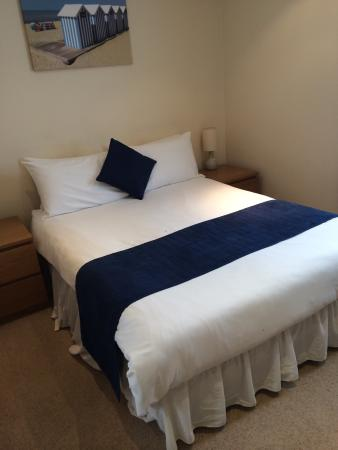 The Kelvin: Lovely clean room