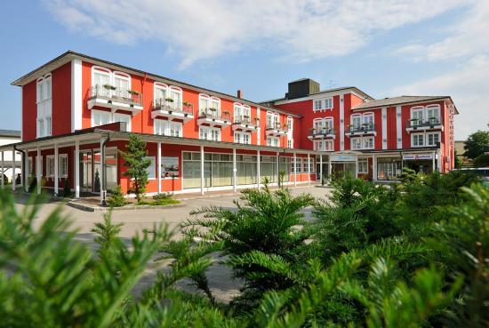 Johannesbad Hotel Fussinger Hof