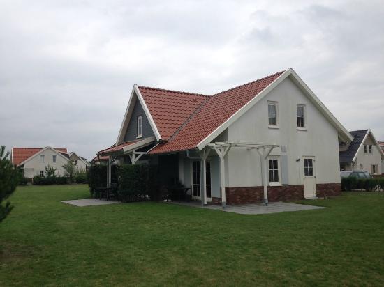 Camping Klein Vink: Huisje GHB16 nr 361