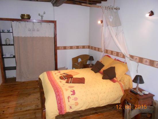 La Vendelee, France: la chambre parents