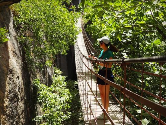 Foto de Ruta de Los Cahorros, Monachil: Un ruta preciosa, naturaleza en su es...