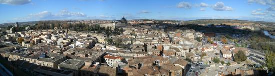 Toledo City Tour: City view
