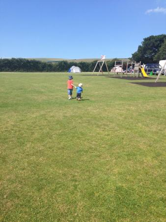 Lobb Fields Caravan and Camping Park
