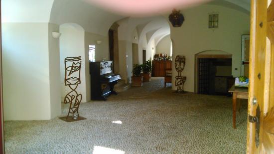 Casa del Vino della Vallagarina: ingresso