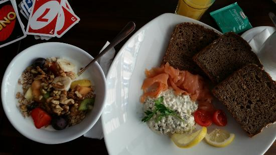 Chilai Landstrasse: Went for the healthy breakfast - brilliant choice as absolutely delish 5🌟