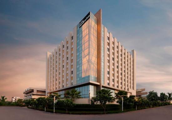 هيلتون جاردن إن جورجاون باني سكواير: Hilton Garden Inn, Baani Square - Strategically located in Gurgaon, an the intersaction of Golf