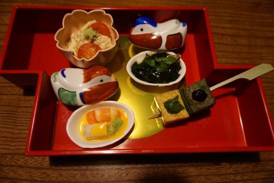 Picture of japanese restaurant tukiyama sushi for Asuka japanese cuisine