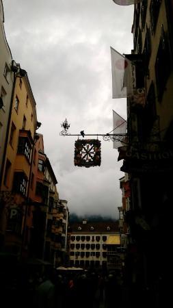 Jenbacherhof: Innsbruck can be easily reahed by train