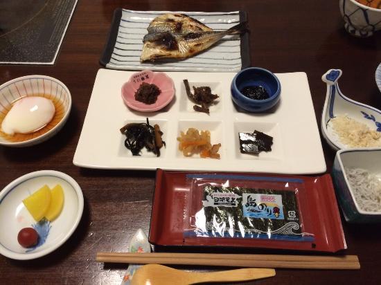 Suzuya Kaiyutei : 朝食です。