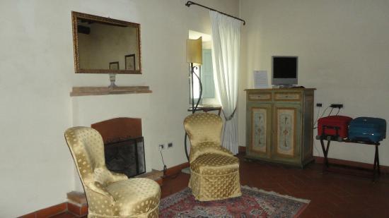 Hotel Torre Santa Flora : Camera n. 7