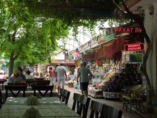 Megri Restaurant: Views