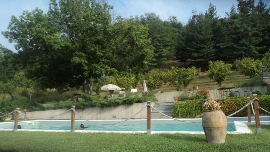 Agriturismo Nonna Du: piscina