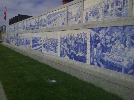 Muro de Azulejos