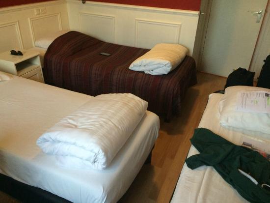 Hotel Vijaya: la camera in albergo