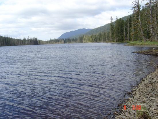 Petersburg Lake