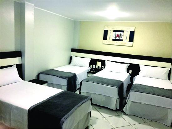 إتاماراتي هوتل: Apartamento Standard Triplo/Quadruplo