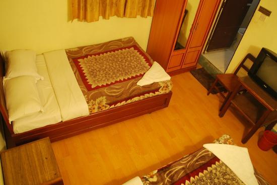 Hotel Potala : Twin Room