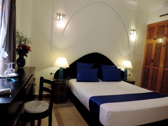 رياض البادية: Turquoise superior double room