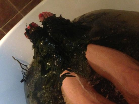 Voya Seaweed Baths: ahhhhh….