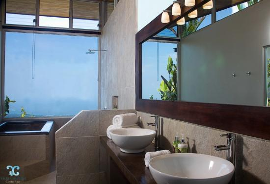 Photo: U201cBeautiful Large Bathrooms With A View.u201d
