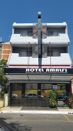 Hotel Amalfi: Fachada