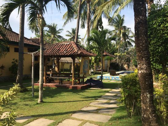 Secret garden bungalows updated 2017 ranch reviews nusa for The hidden place hotel