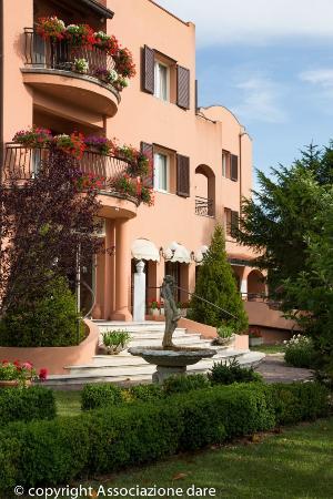 Centro Benessere Hotel Villa Leri