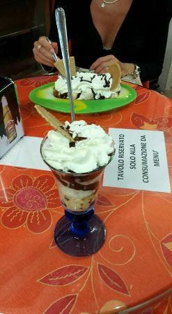 F Camelli Coppa gelato da men&#2...