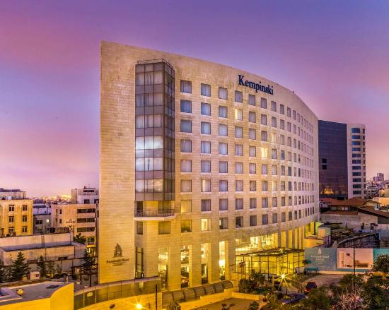 Kempinski Hotel Amman