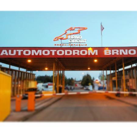 Brno, Tsjekkia: l'ingresso
