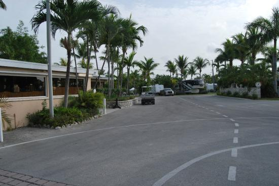 Boyd's Key West Campground: Entrance