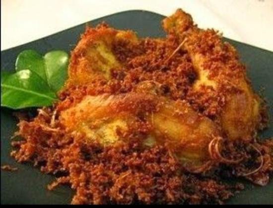 Resep Ayam Goreng Masakan Padang