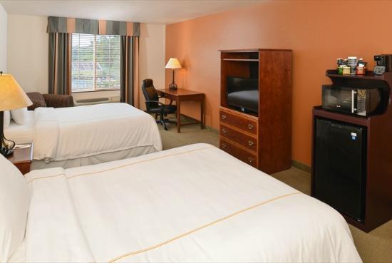 Magnuson Hotel Wildwood Inn: Double Queen Room