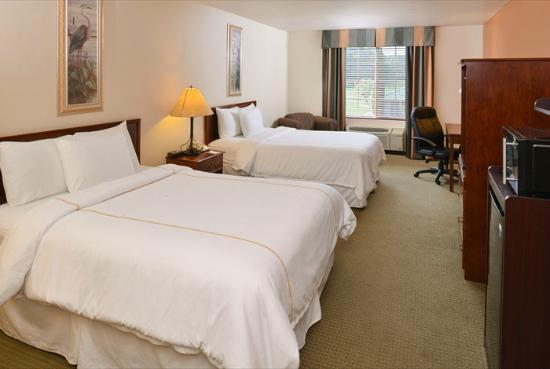 Magnuson Hotel Wildwood Inn: Double Quuen Room