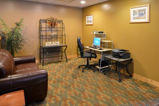 Crawfordville, Floryda: Business Area