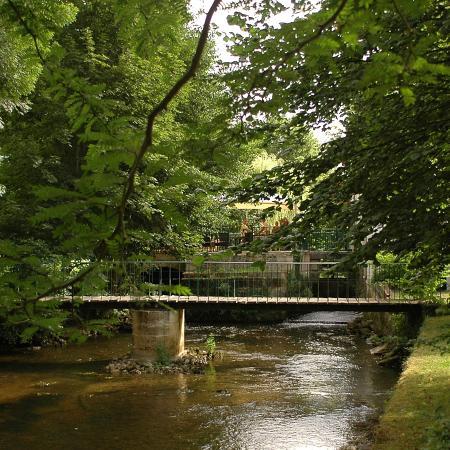 Le Moulin de Vigonac : Vue Moulin de Vigonac