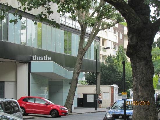 Thistle Hotel Thistle London