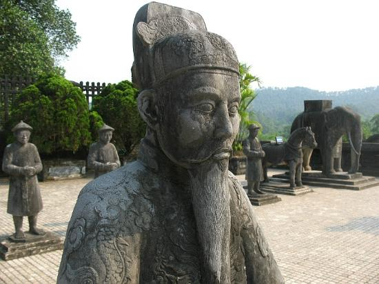 Imperial Tomb of Dong Khanh