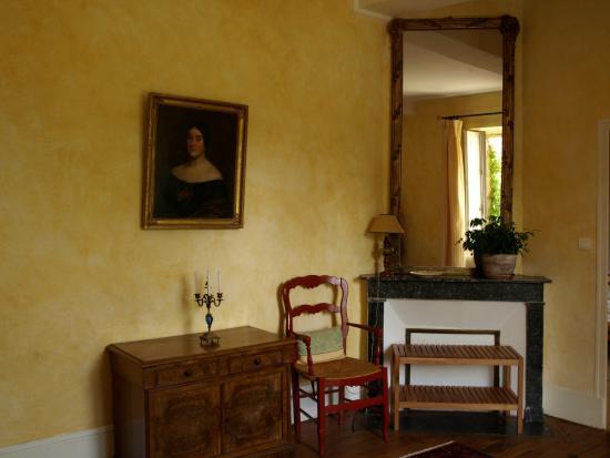 Maison Sainte Barbe: Camera da letto