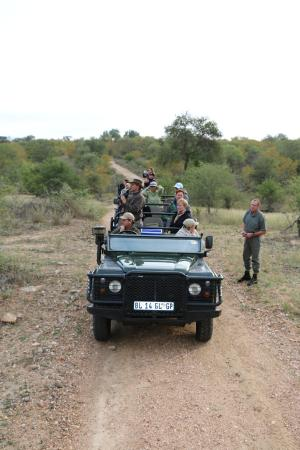Baobab Ridge : On a game drive