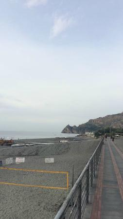 Spiaggia libera - Santa Teresa di Riva