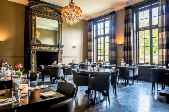 Fletcher Landgoedhotel Renesse: Restaurant orangerie