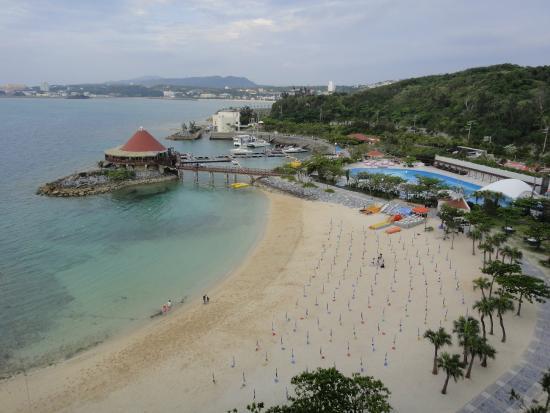 Renaissance Okinawa Resort: 昼間