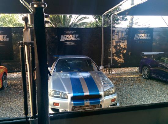 Nissan Skyline 2Fast2furious - Picture of Universal Studios ...