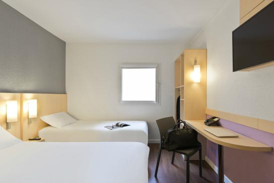 Ibis Budget Cannes Centre Ville : Chambre Standard