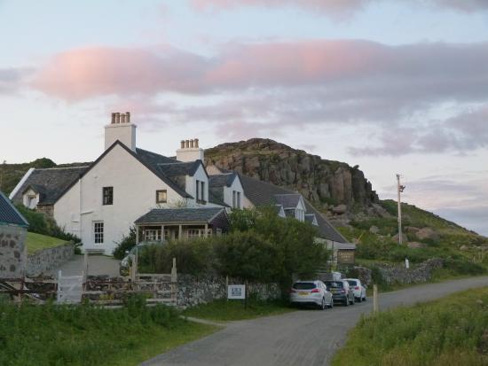The Green Cruachan: Cruachan Lodge
