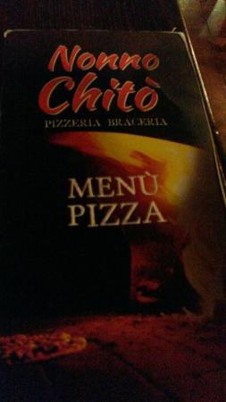 Pizzeria Nonno Chito: Pizzeria braceria Nonno Chito