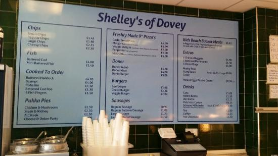 Shelley's Of Dovey