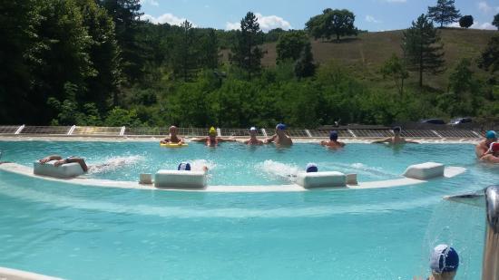 Piscine foto di piscine termali theia chianciano terme - Piscine theia chianciano ...
