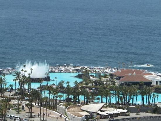 бассейн - Picture of Costa Martianez, Puerto de la Cruz - TripAdvisor